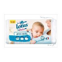 Hygiene Bebe Cotons carré baby original x 85 Lotus Lotus Baby