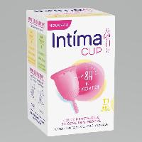 Hygiene Intime  INTIMA Coupe menstruelle Taille 1 - Flux régulier
