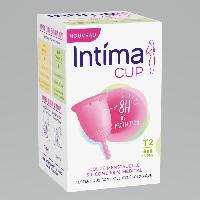 Hygiene Intime  INTIMA Coupe menstruelle Taille 2 - Flux abondant