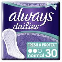 Hygiene Intime  Protege-slips Dailies normal x30