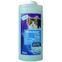 Hygiene Litiere Dejections AIME Desodorisant pour litiere marine 700ml - Pour chat