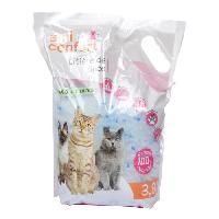 Hygiene Litiere Dejections Litiere silice - 3.8 L - Pour chat