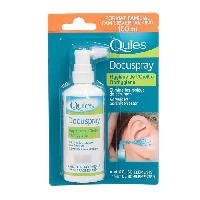 Hygiene Nez Et Oreille QUIES Spray Hygiene de l'oreille - 100 ml