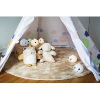 Imagination AROUND THE CRIB  - Tente Rainbow Elephant Tent w/LED & MAT