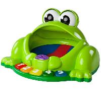 Imagination BRIGHT STARTS Grenouille Pop & Giggle
