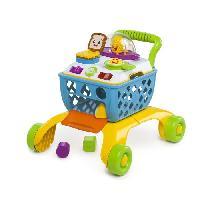 Imagination BRIGHT STARTS Trotteur 4-en-1 Shop ?n Cook