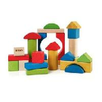 Imagination BRIO - 30114 - Blocs De Construction Colores - 25 Pces