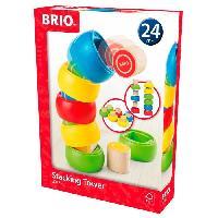 Imagination BRIO - 30185 - Tour Catastrophe - Jouet en bois - Brio World