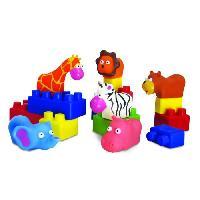 Imagination BSM Mini Edu'Blocs - 110 Pieces