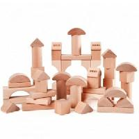 Imagination Blocs de construction naturels - 50 pieces