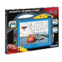 Imagination CLEMENTONI Ardoise Magique - Cars 3