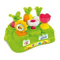 Imagination CLEMENTONI Baby - Mon premier jardin - Jeu d'éveil - Premieres activités