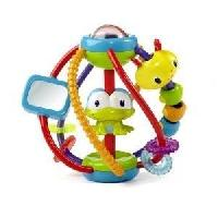 Imagination Clack et Slide Activity Ball