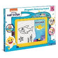 Imagination Clementoni - 18628 - Ardoise magique - Baby Shark