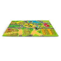 Imagination JOHN DEERE Tapis d'eveil pliable et camion Country Lanes Go Grippers - Multicolore - Aucune
