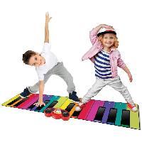 Imagination Rainbow Colours Tapis Piano géant et Fun pour Enfants