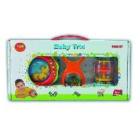 Imitation Instrument Musique BSM Kit Musical Baby trio