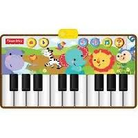 Imitation Instrument Musique FISHER PRICE Piano musical Foret Tropicale