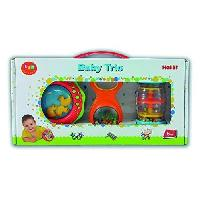 Imitation Instrument Musique Kit Musical Baby trio