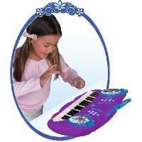 Imitation Instrument Musique LA REINE DES NEIGES Clavier Electronique - Imc Toys