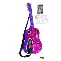 Imitation Instrument Musique LEXIBOOK - CHICA VAMPIRO - Guitare Acoustique Enfant - Hauteur 78 cm