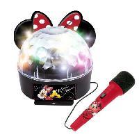 Imitation Instrument Musique MINNIE Boule disco - Disney