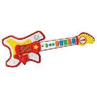 Imitation Instrument Musique Rockstar Guitare