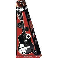 Imitation Instrument Musique STAR WARS Guitare acoustique 78 cm