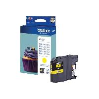 Impression - Scanner BROTHER Cartouche LC-123 - Jaune