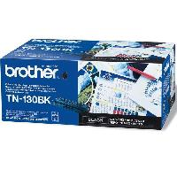 Impression - Scanner BROTHER Cartouche de toner TN-130 - Noir