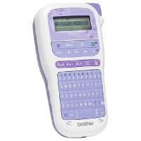 Impression - Scanner BROTHER Etiqueteuse portable et ludique PT-H200 - Transfert thermique - Monochrome