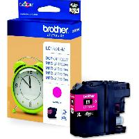 Impression - Scanner Brother LC125XLM Cartouche d'encre Magenta