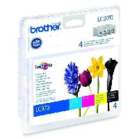 Impression - Scanner Brother LC970 Cartouches d'encre Multipack Couleur