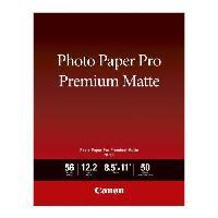 Impression - Scanner CANON Papier Photo Premim Mat PM-101 - A3+ - 20 feuilles