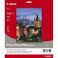 Impression - Scanner CANON Papier Photo Satine SG-201 - 25 X 30 cm - 20 feuilles