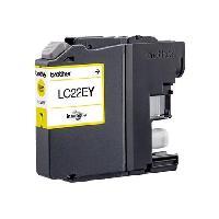 Impression - Scanner Cartouche d'encre - Jaune - Haute capacite - 1200 pages - pour MFCJ5920DW