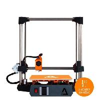 Imprimante 3d Imprimante 3D Dagoma - Volume d'impresion 200x200x200 mm - Vitesse d'impression 30 a 100 mm/s