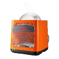 Imprimante 3d XYZ PRINTING - Imprimante 3D - Nano - 100 microns - Orange