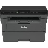 Imprimante BROTHER Imprimante Multifonction 3-en-1 DCP-L2530DW - Laser - Monochrome - Recto/Verso - WiFi