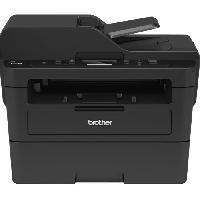 Imprimante BROTHER Imprimante Multifonction 3-en-1 DCP-L2550DN - Laser - Monochrome - Recto/Verso - Ethernet