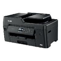 Imprimante BROTHER Imprimante multifonction 4 en 1 MFC-J6530DW - Jet d'encre - Couleur - USB 2.0. Wi-Fi. Ethernet - RJ45 Femelle - RectoVerso