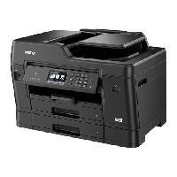 Imprimante BROTHER Imprimante multifonction 4 en 1 MFCJ6930DW - Jet d'encre - Couleur - USB 2.0. Ethernet. Wi-Fi. NFC - RectoVerso