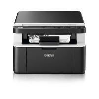 Imprimante Brother Imprimante Multifonctions DCP-1612W Laser - Noir et Blanc - Wifi - Format A4