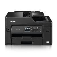 Imprimante Brother Imprimante multifonction 4 en 1 MFC-J5330DW - Jet d'encre  - Couleur - Ecran tactile - Recto/Verso - WIFI - A3