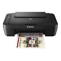 Imprimante CANON Imprimante multifonction 3 en 1 PIXMA MG3050 - Jet d'encre - A4 - WiFi - AutoPower OFF - Compatible AirPrint