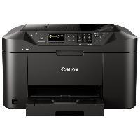 Imprimante CANON Imprimante multifonction 4 en 1 MAXIFY MB2150 - Jet d'encre - A4 - WiFi - Ecran 6.2cm - Recto/Verso - Cassette 250 feuil.