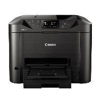 Imprimante Imprimante multifonction 4 en 1 MAXIFY MB5450 - Jet d'encre - Couleur - Ecran tactile 3.5 - RectoVerso - WIFI - A4