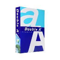 Imprimante Papier ramette DOUBLE A80 A4. qualite Premium-80g