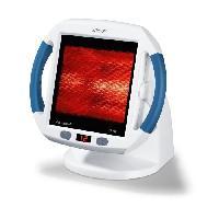 Infrarouge - Lampe - Cabine Lampe infrarouge SANITAS SIL 45 - 300 watts - Minuteur - Produit médical