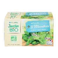 Infusion Infusion 3 menthes bio - 30 g